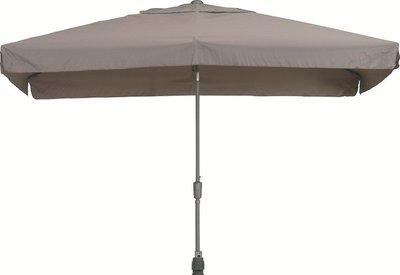 rechthoekige parasol 2x3 meter toledo voorzien van. Black Bedroom Furniture Sets. Home Design Ideas