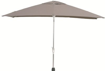 rechthoekige parasol 2x3 meter madera voorzien van opdraaimechanisme van 4seasonsoutdoor. Black Bedroom Furniture Sets. Home Design Ideas